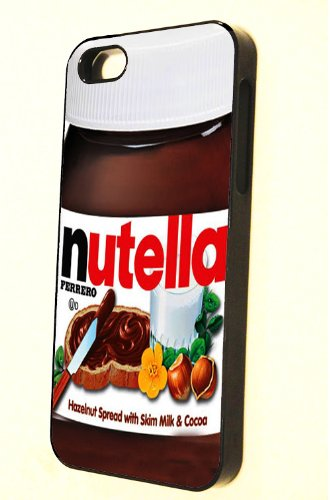 Black Iphone 5 Nutella