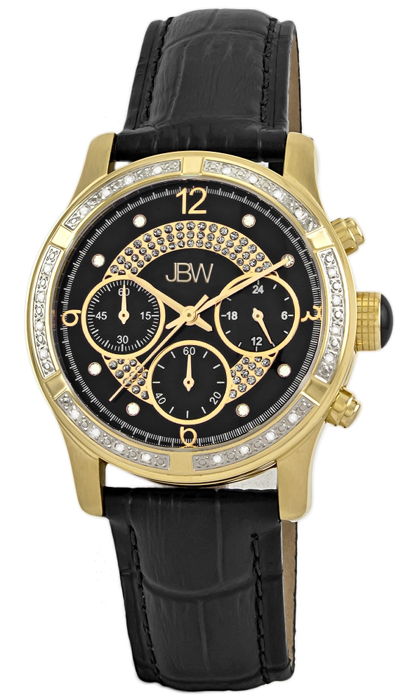 "JBW Women's ""Venus"" Diamond Watch"