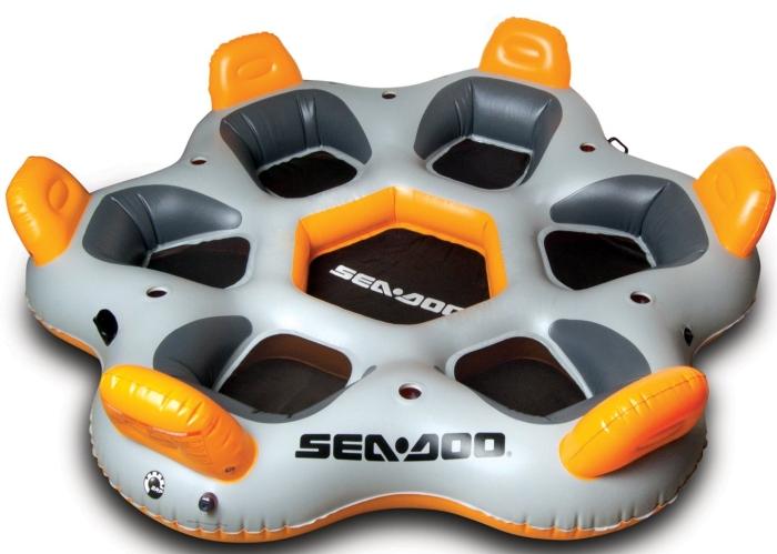 Sea-Doo Club 6 Inflatable Aqua Island