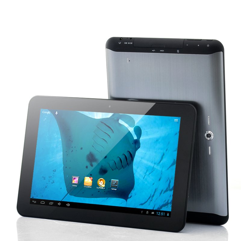 "10.1 Inch Quad Core Android 4.1 Tablet ""Manta"""
