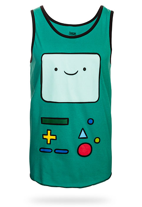 Adventure Time Mens Tanks