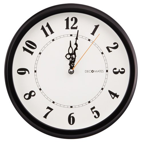 Non-Ticking Silent Wall Clock