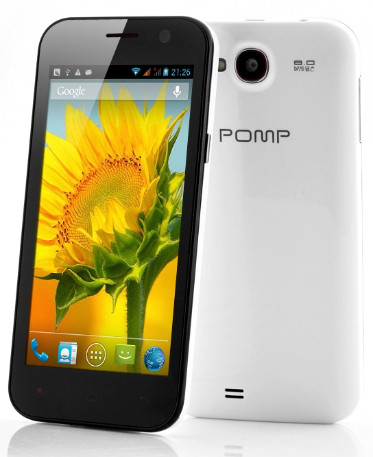 "4.7 Inch 3G Android 4.2 Phone ""POMP W89"""