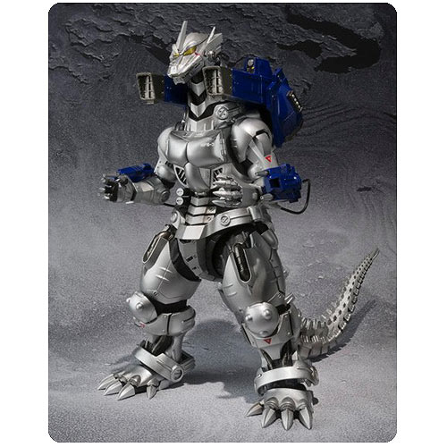 Godzilla Mechagodzilla SH MonsterArts Die-Cast Action Figure