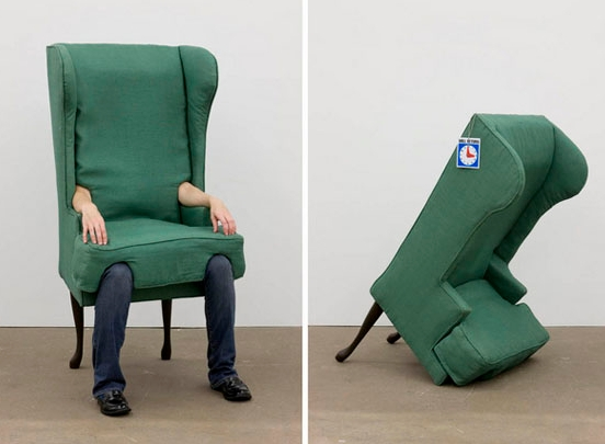 The Human Chair