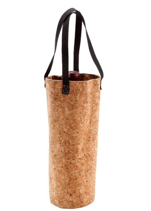Cork Bottle Tote