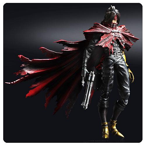 Final Fantasy VII Kai Action Figure