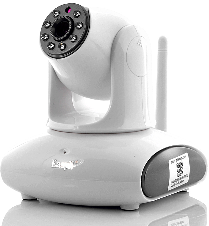 "Plug And Play IP Security Camera ""EasyN"""