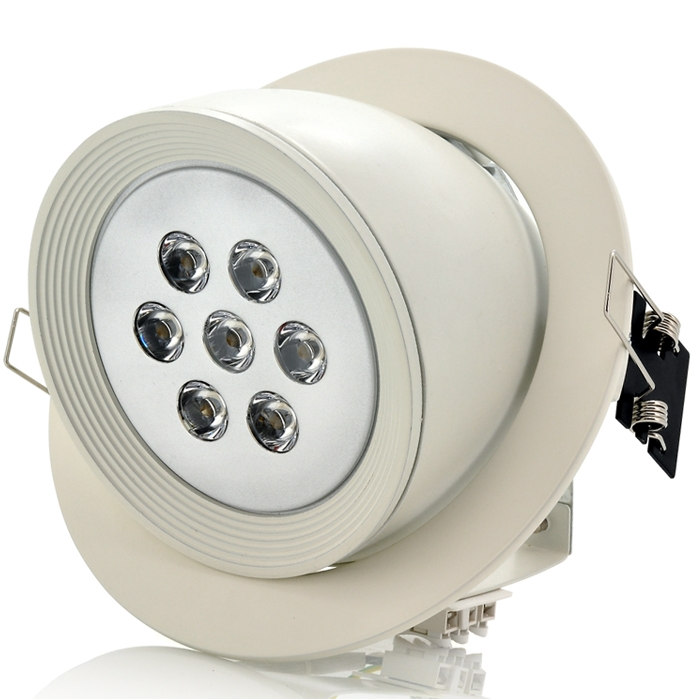 White LED Ceiling Downlight