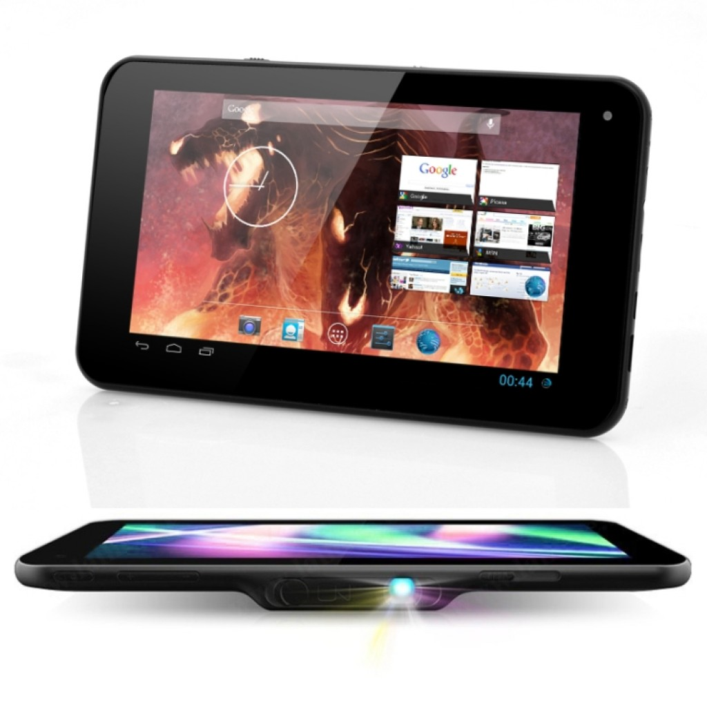 """Best Kitchen Design App For Android: World's First Android 4.2 Tablet Projector """"Vision"""