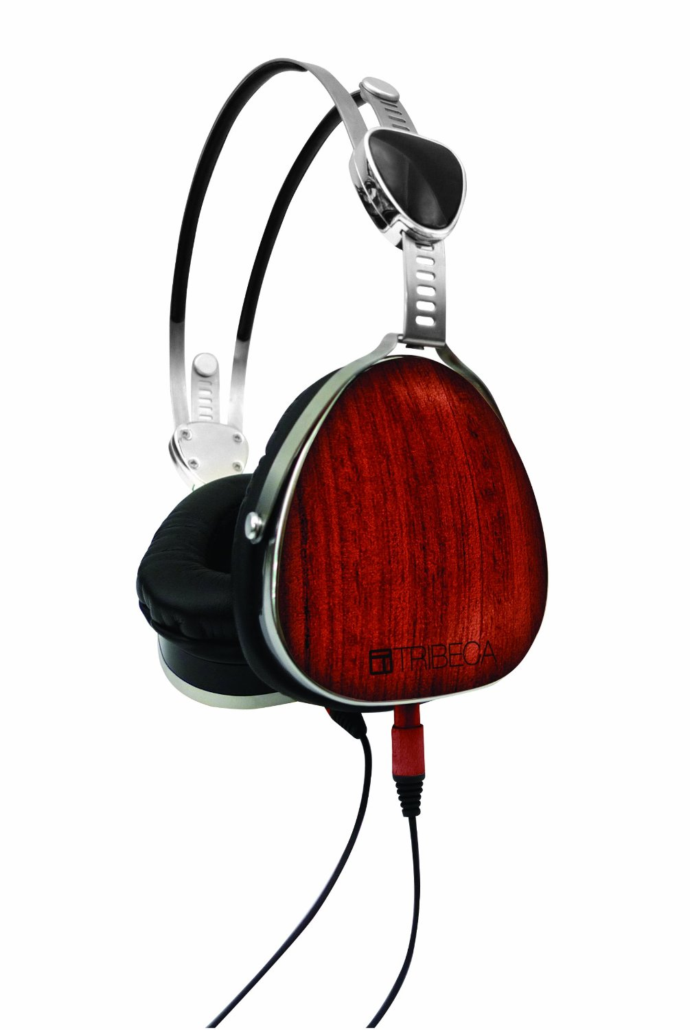 Wood Aviator Headphones for Kindle Fire HD
