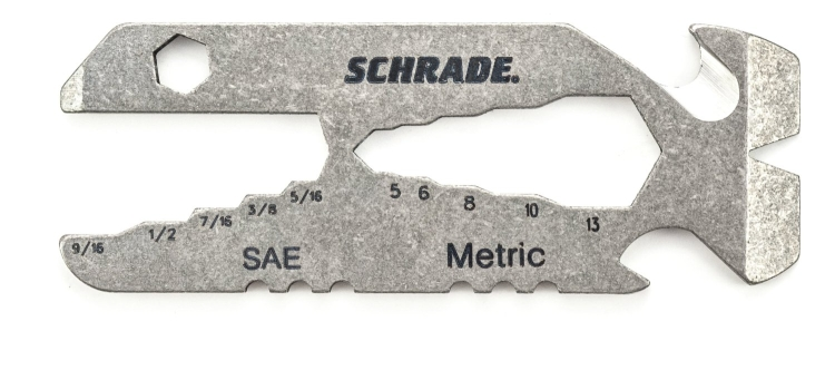 Titanium Pry Tool Knife Set