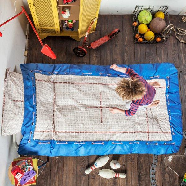 Snurk Bed Linen Trampoline