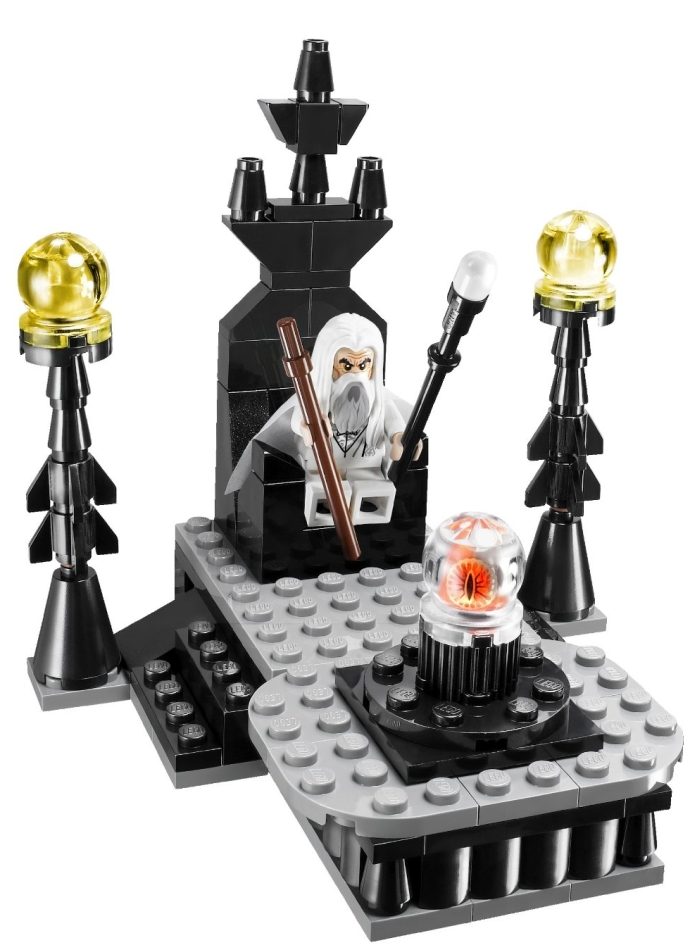 LEGO The Wizard Battle