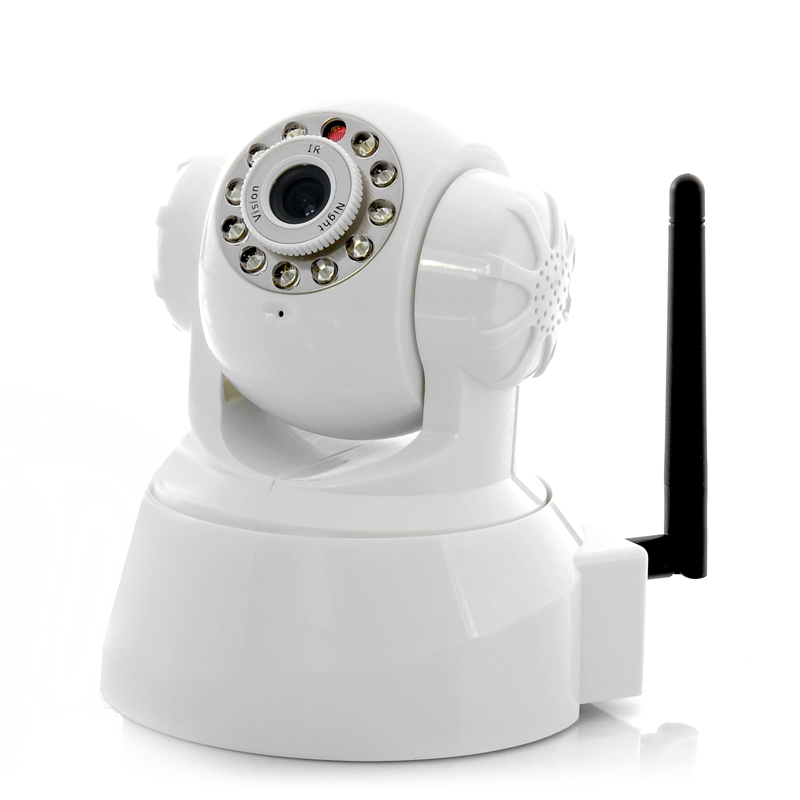 "Wireless Plug and Play IP Security Camera ""Alpine"""