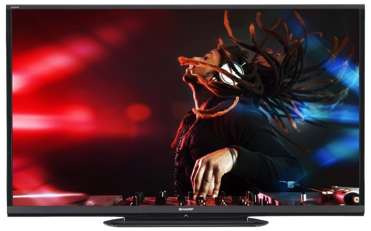 Sharp 80-inch Aquos 1080p 120Hz Smart LED HDTV