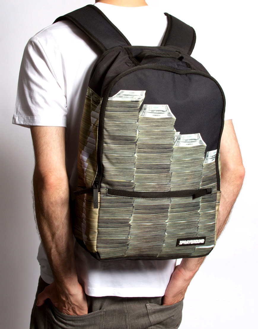 Sprayground Moneystack Backpack