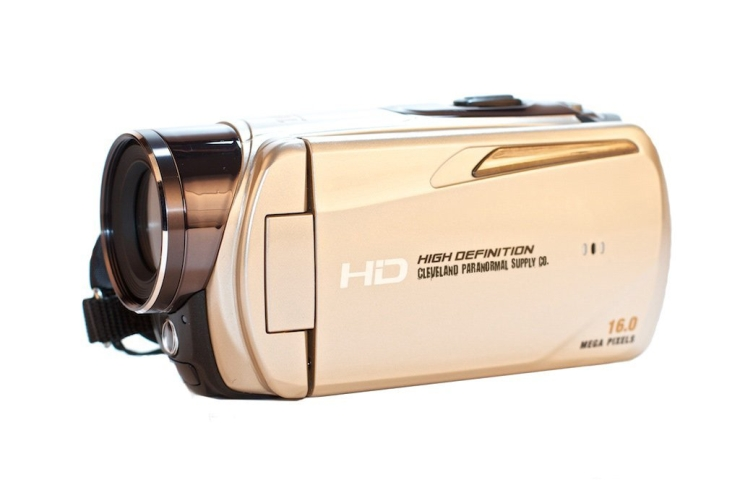 1080p HD Infrared Night Vision and Full Spectrum Camcorder