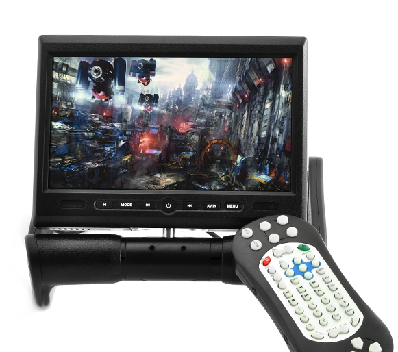 8.5 Inch TFT LCD Armrest Monitor