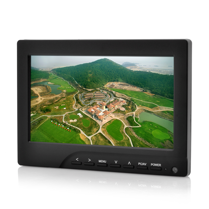 "7 Inch FPV Monitor For RC Models ""Aero"""