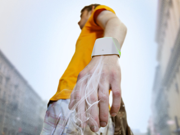 Wearable Clean Air