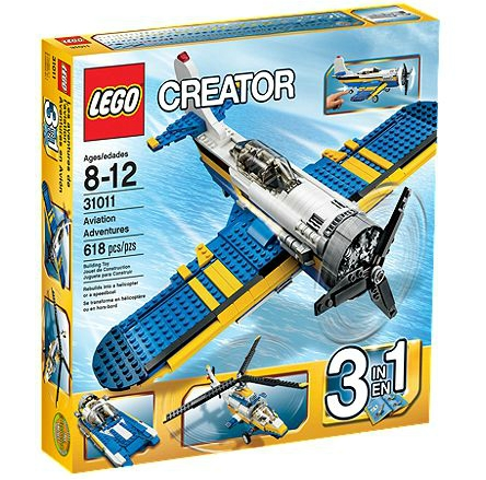 LEGO Creator Aviation Adventure