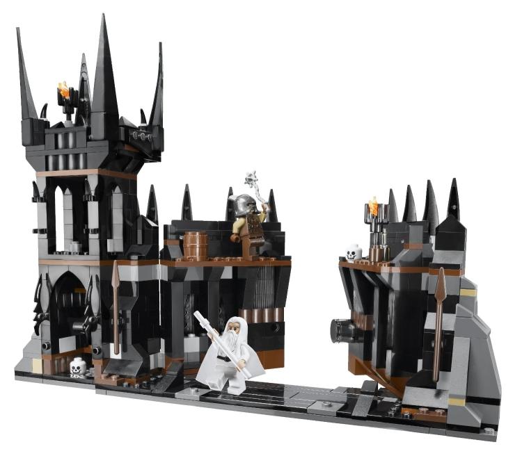 LEGO LOTR Battle at The Black Gate