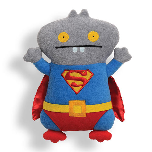 DC Comics Superman Uglydoll Babo Plush