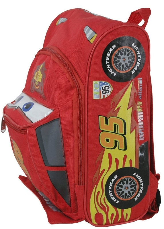 Disney Pixar Cars 2 World Grand Prix Backpack