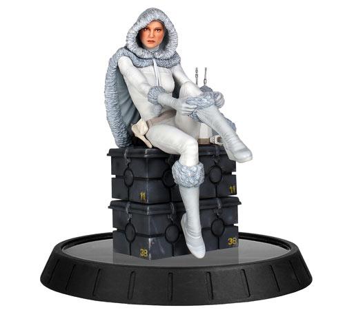Star Wars Padme Amidala Snow Bunny Statue