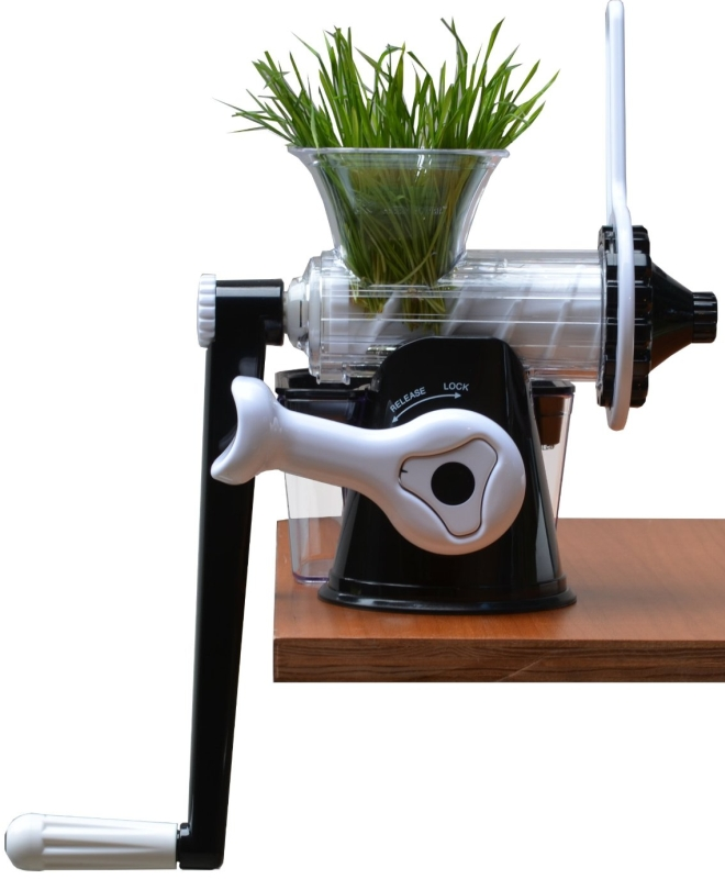 Manual Wheatgrass Juicer