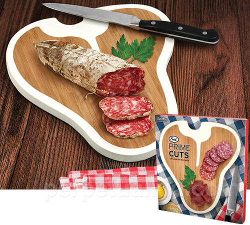 PRIME CUTS CUTTING BOARD