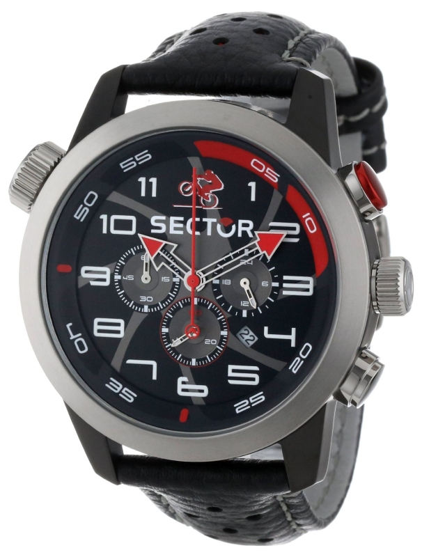 Sector Men's R3271602125 Urban Oversize Analog Stainless Steel Watch