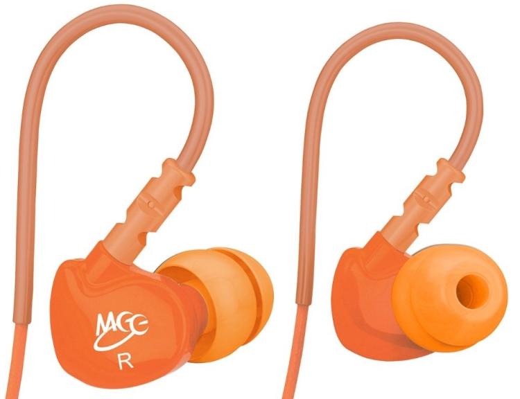 Sport-Fi Noise Isolating In-Ear Headphone