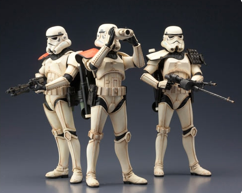 Star Wars Sandtrooper 110 Scale ArtFX Statue 2-Pack