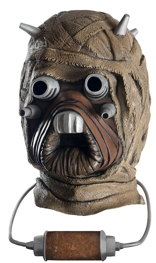 Star Wars Tusken Raider Sand People Deluxe Latex Costume Mask