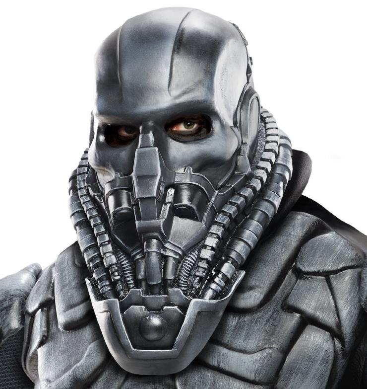 Superman Man Of Steel Adult General Zod Mask