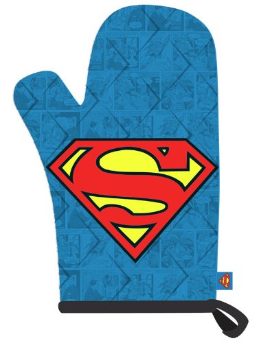 Superman - Oven Mitt  Kitchen Glove