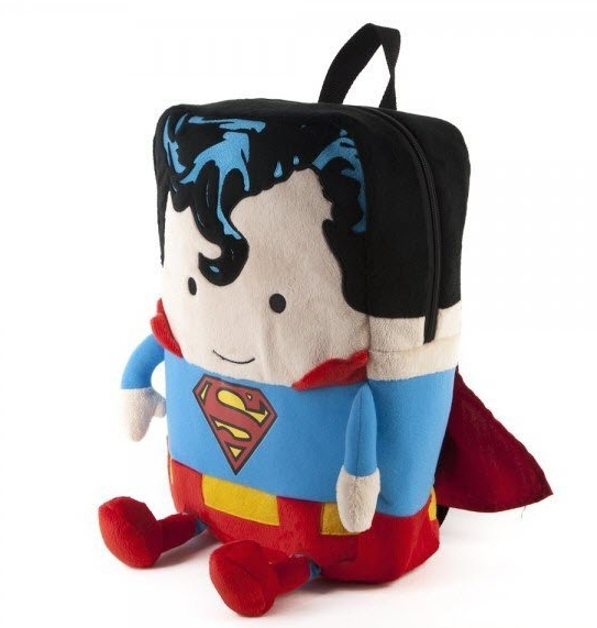 Superman Plush Mini Backpack