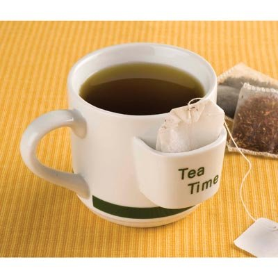 Tea Time Ceramic Drink Mug