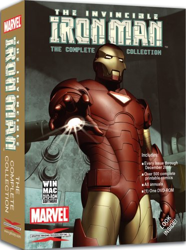 The Invincible Iron Man The Complete Collection