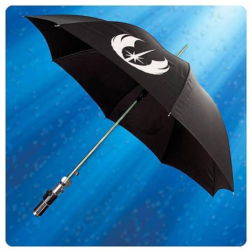 Star Wars Yoda Lightsaber Umbrella