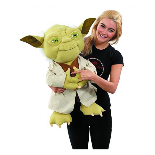 Star Wars Yoda Talking Plush
