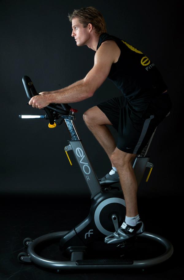 The Evo Fitness Bike