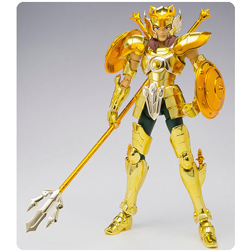 Saint Seiya Libra Dohko Saint Cloth Myth EX Die-Cast Action Figure