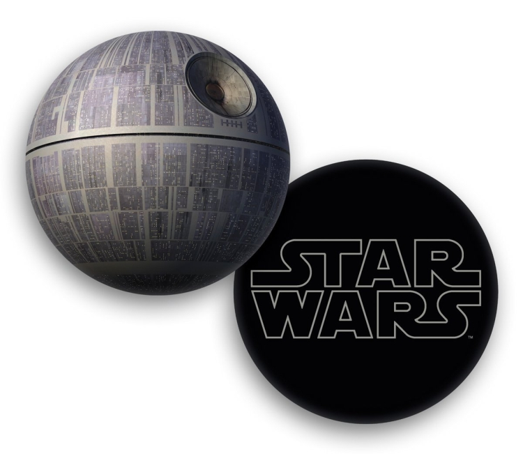 Star Wars Pillow Death Star
