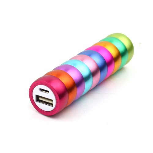 Rainbow Mobile External Power Battery Charger