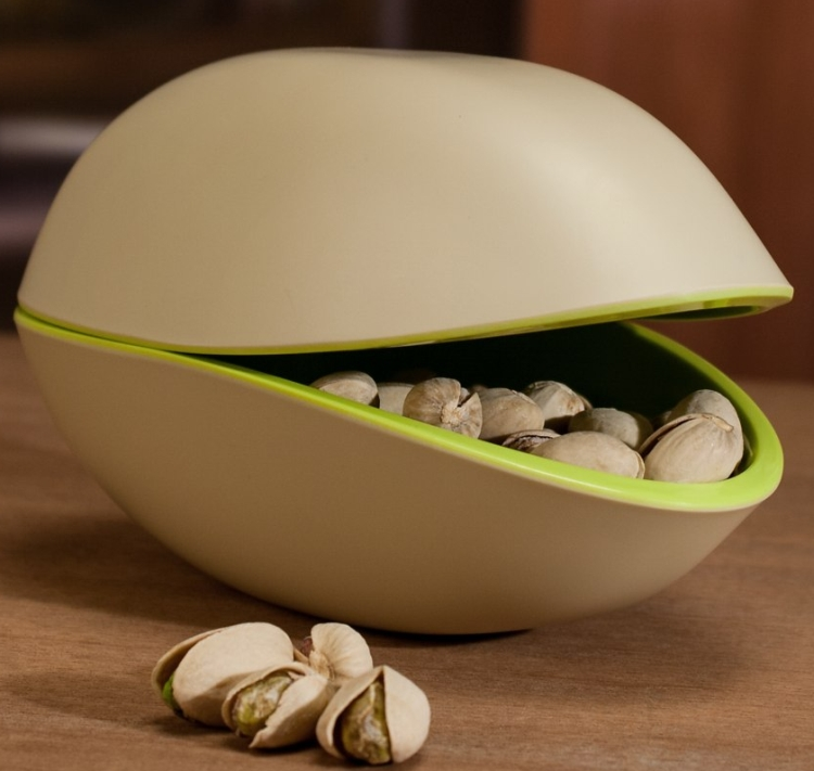 Pistachio Nut Serving Bowls