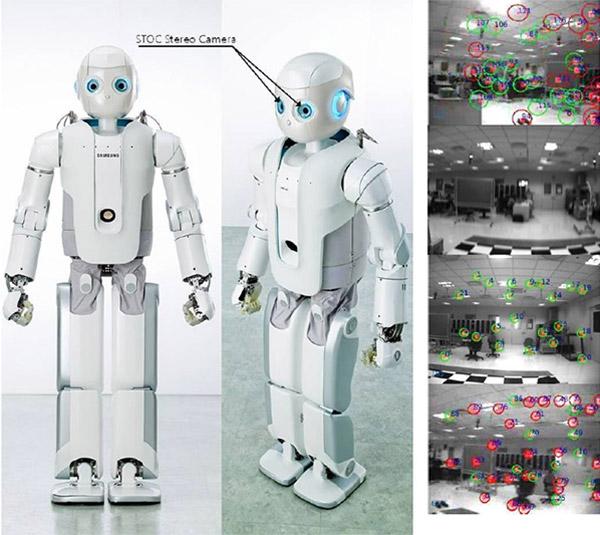 Samsung Roboray Robot