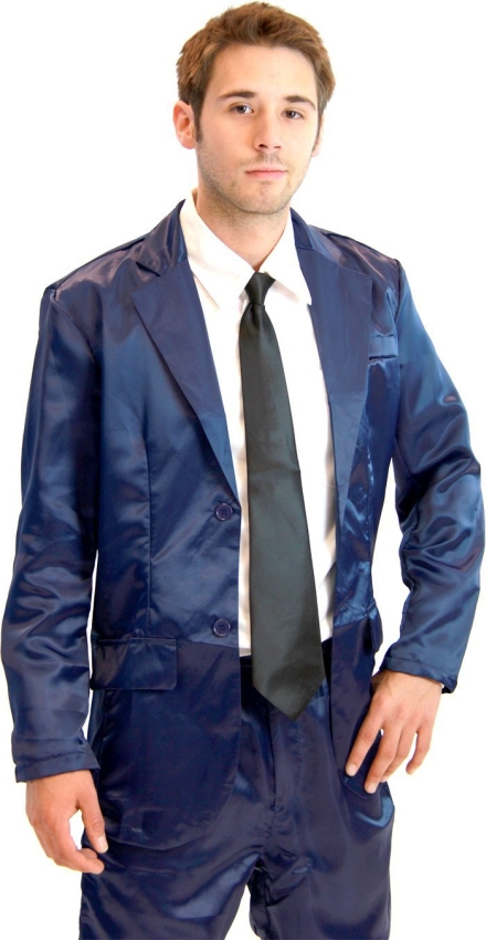 4 Piece Silk Suit Mens Pajama